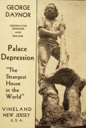 George Daynor, Palace Depression