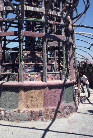 Sabato (Simon) Rodia, Watts Towers