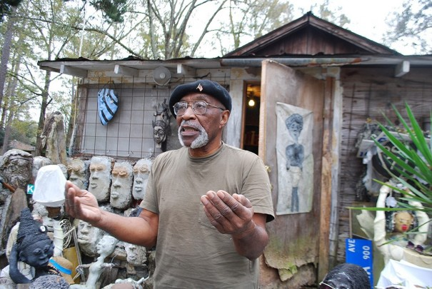 Dr. Charles Smith, African-American Heritage Museum and Black Veterans Archive